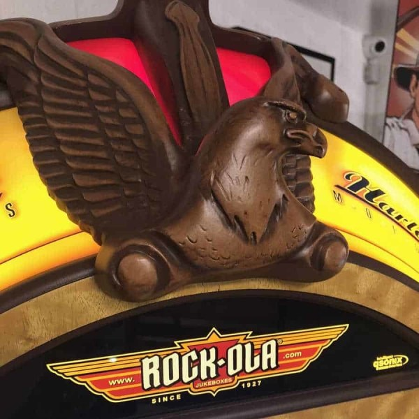 Rock-Ola Harley Davidson Jukebox | moneymachines.com