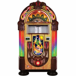 Rock-Ola Peacock CD Jukebox | moneymachines.com