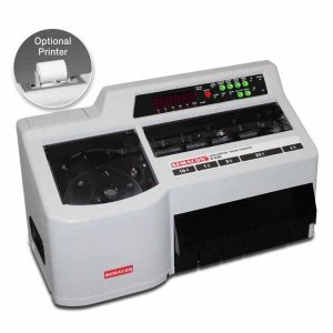 Semacon S-530 Coin Counter and Sorter Machine | moneymachines.com