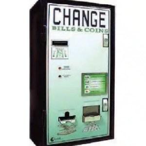 Standard Change Makers BCX2020 Combination Bill Coin Change Machine | moneymachines.com