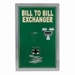 Standard Change Makers BX1040RL Rear Loading Bill to Bill Change Machine | moneymachines.com