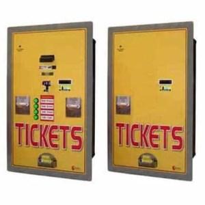 Standard Change Makers MC550RL Rear Loading Ticket Vending Machine | moneymachines.com