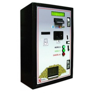 Standard Change Makers MC720-CC Credit Card Change Machine | moneymachines.com