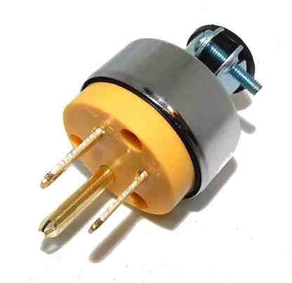 110 Volt Male Plug Replacement | moneymachines.com