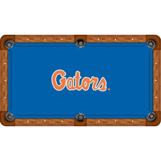 Florida Gators Billiard Table Cloth | moneymachines.com