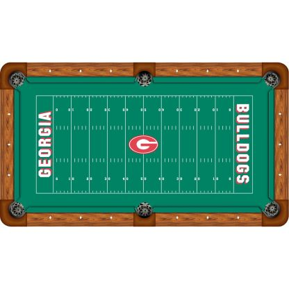 Georgia Billiard Table Cloth | moneymachines.com