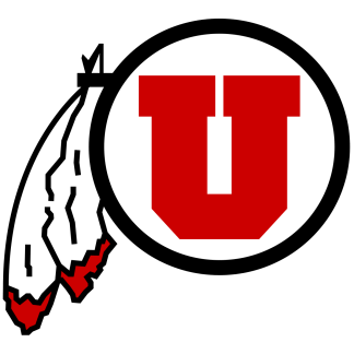 Utah Utes College Logo Game Room Accessories