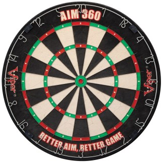 Viper AIM 360 Sisal Dartboard - 42-6008 | moneymachines.com