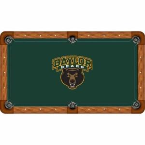 Baylor Billiard Table Cloth | moneymachines.com