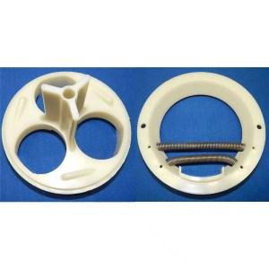 Capsule Vending Wheel and Brush Set For Imported Vendors | moneymachines.com