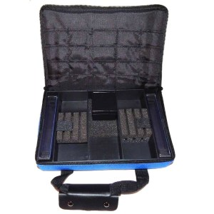 CaseMaster Classic 2 Set Dart Case Open | moneymachines.com