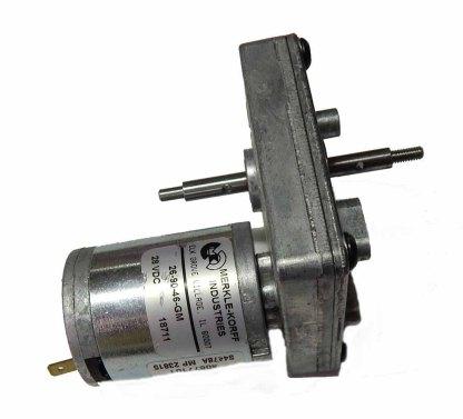 Title Rack Page Motor for Rowe/AMI CD Jukeboxes, Models F-K   #40877101  moneymachines.com