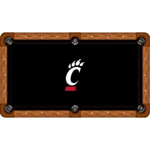 Cincinnati Billiard Table Cloth   moneymachines.com