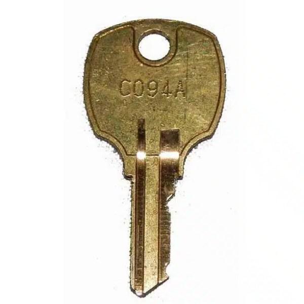 C94A Rowe/AMI Jukebox Key | moneymachines.com