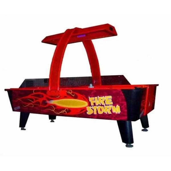 Dynamo Fire Storm Home Air Hockey Table | moneymachines.com