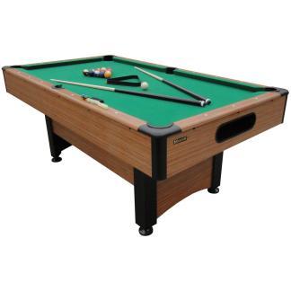 Mizerak 7' Dynasty Space Saver Pool Table   moneymachines.com