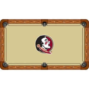 Florida State Billiard Table Cloth | moneymachines.com