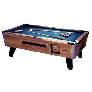 Great American Monarch Coin-Op Pool Table | moneymachines.com