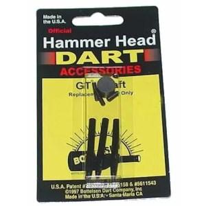 Hammer Head GT1250BK Replacement Long Black Shafts   moneymachines.com