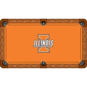 Illinois Billiard Table Cloth | moneymachines.com
