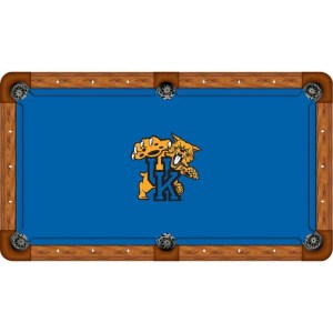 Kentucky Billiard Table Cloth | moneymachines.com