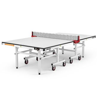 Killerspin MyT10 BiancoPure White Table Tennis Table | moneymachines.com