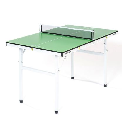 Killerspin MyT Small Lime Mini Ping Pong Table | moneymachines.com