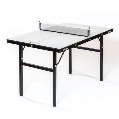 Killerspin MyT Small Vanilla Swirl Mini Ping Pong Table | moneymachines.com
