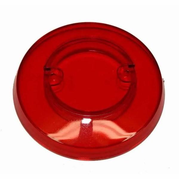 Pop Bumper Cap Red Pinball Machine | moneymachines.com