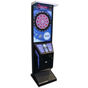 Shelti Eye 2 Coin Op Dart Machine - SD-A-E2-10 | moneymachines.com