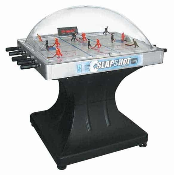 Shelti SlapShot Dome - Bubble Hockey Table | DM-Y-AB-1 | moneymachines.com