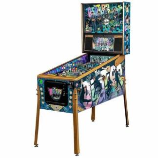 Stern Beatles Gold Edition Pinball Game Machine | moneymachines.com