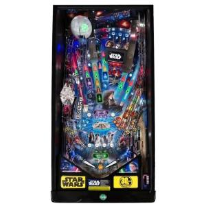 Stern Star Wars Premium Pinball Game Machine Playfield | moneymachines.com