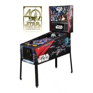 Stern Star Wars Pro Pinball Game Machine | moneymachines.com