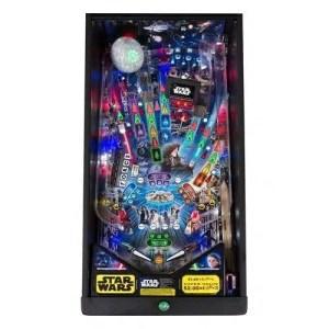 Stern Star Wars Pro Pinball Game Machine Playfield | moneymachines.com