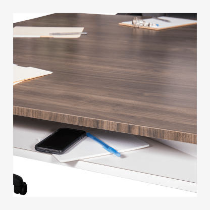 Stiga Crossover Table Tennis Table End Storage | moneymachines.com