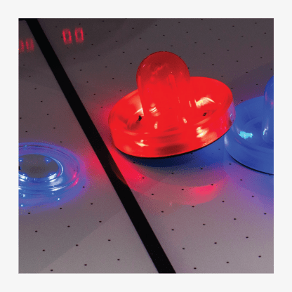Atomic 7 1/2' Top Shelf Air Hockey Table Accessories | moneymachines.com