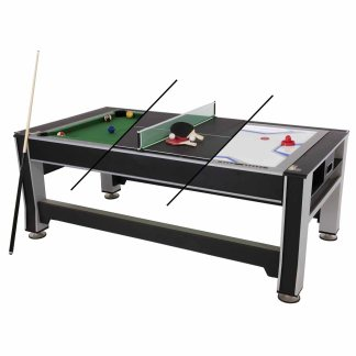 "Triumph 84"" 3-in-1 Rotating Table 