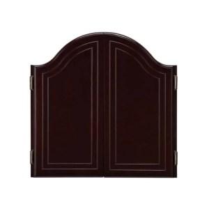 Viper Cambridge Mahogany Dartboard Cabinet | moneymachines.com