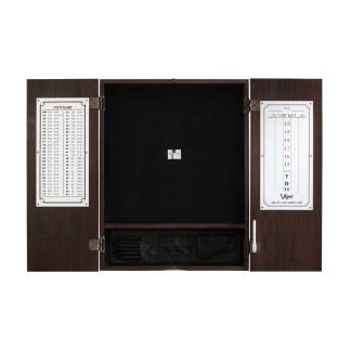 Viper Metropolitan Steel Tip Cabinet Espresso | moneymachines.com