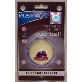 Boise State Broncos Cue Ball | moneymachines.com