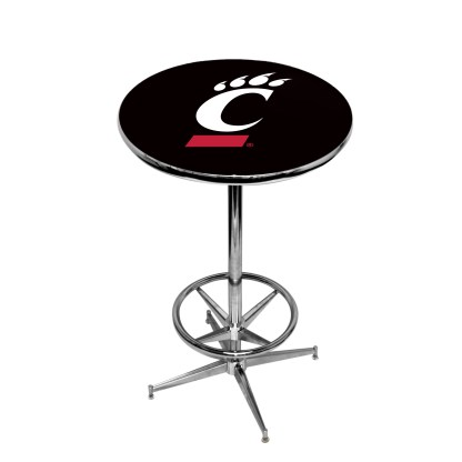 Cincinnati Bearcats College Logo Pub Table | moneymachines.com