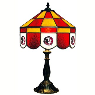 Florida State Seminoles Stained Glass Table Lamp | moneymachines.com