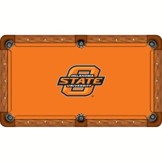 Oklahoma State Cowboys Billiard Table Cloth   moneymachines.com
