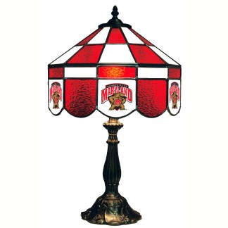 Maryland Terrapins Stained Glass Table Lamp | moneymachines.com