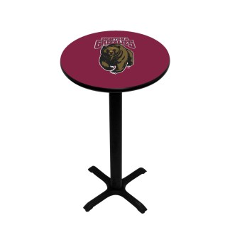 Montana Grizzlies College Logo Pub Table | moneymachines.com