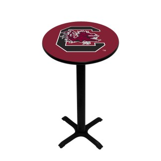 South Carolina Gamecocks College Logo Pub Table | moneymachines.com