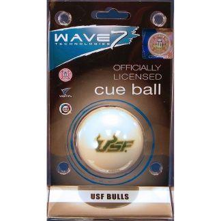 South Florida Bulls Billiard Cue Ball | moneymachines.com