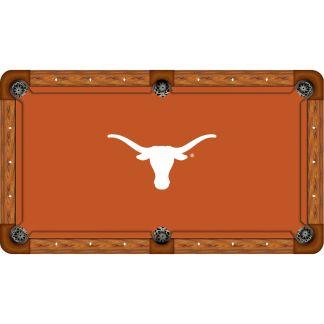 Texas Longhorns Billiard Table Cloth | moneymachines.com