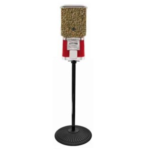 Animal Feed Vending Machine On Black Stand | moneymachines.com